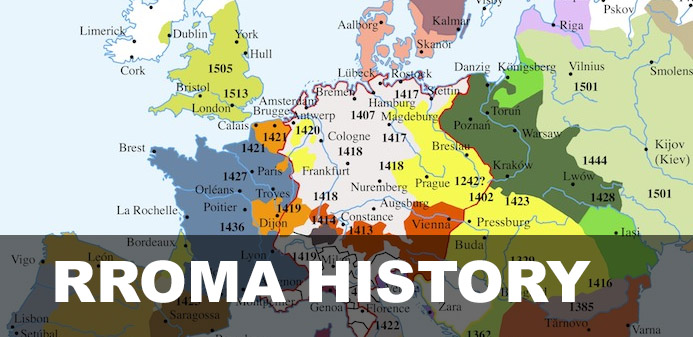 A site devoted to Rroma, their History, Culture, Traditions, and